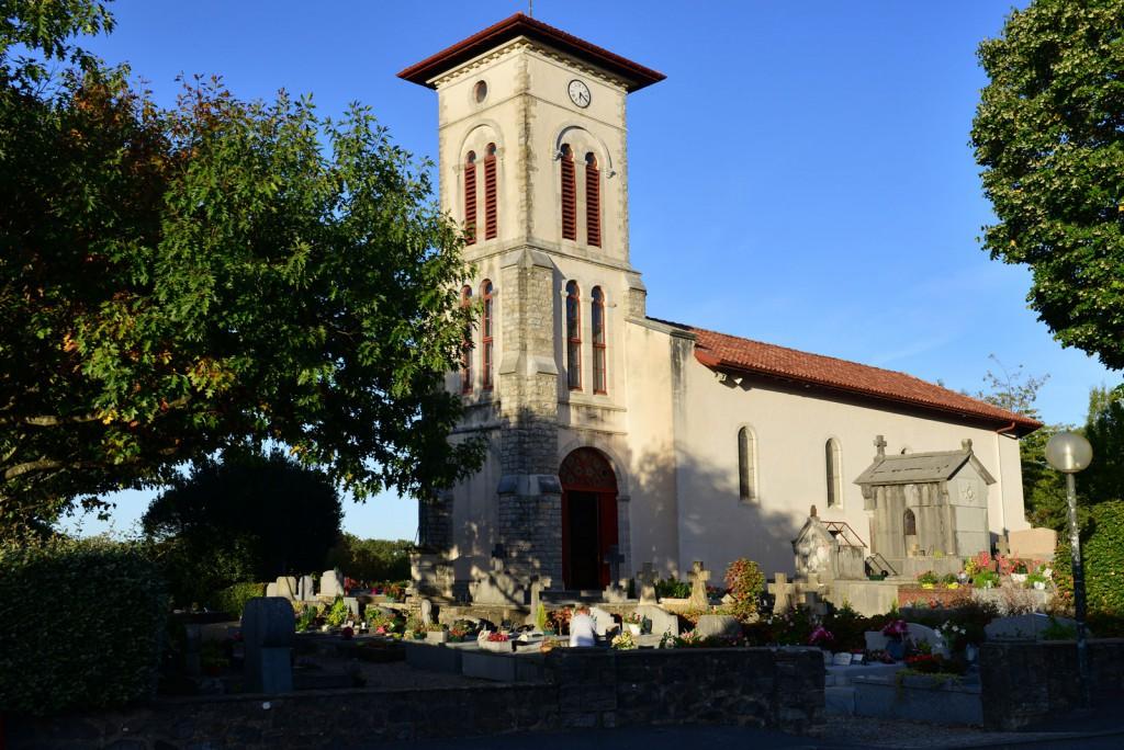 Église de Bassussarry