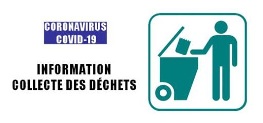 Coronavirus_collecte déchets