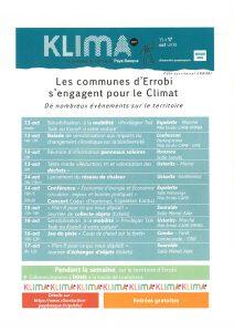 programme climat